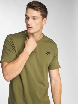 Nike T-skjorter Sportswear oliven