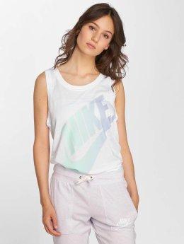 Nike Tank Tops Sportswear  blanco