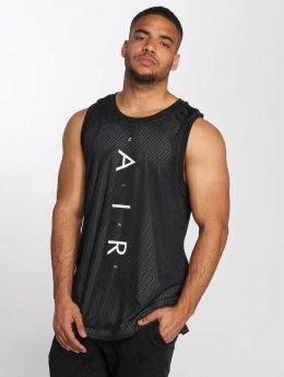 Nike Tank Tops Sportswear Air Knit czarny