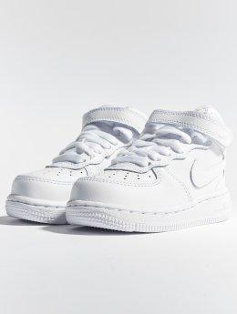 Nike Tennarit Air Force 1 Mid TD valkoinen