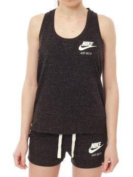 Nike Top Gym schwarz