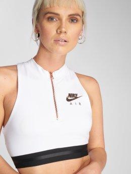 Nike Topssans manche Sportswear blanc