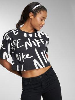 Nike Topssans manche Sportswear noir