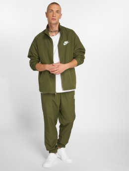 Nike Trainingspak NSW Basic olijfgroen