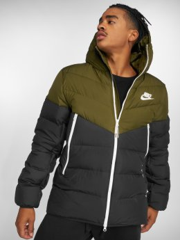 Nike Transitional Jackets Sportswear oliven