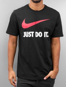 Nike Tričká New JDI Swoosh èierna