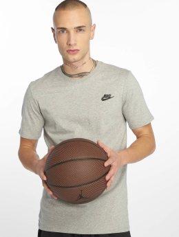 Nike Trika Sportswear šedá