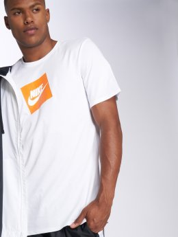 Nike Trika Sportswear Futura Box bílý