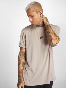 Nike Trika Sportswear Tech Pack béžový