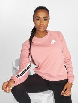 Nike trui Stripes pink
