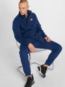 Nike Tuta Sportswear blu