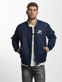 Nike Übergangsjacke NSW Archive blau