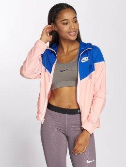 Nike Übergangsjacke NSW Windrunner rosa