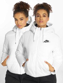 Nike Vattert jakker Sportswear Transition hvit