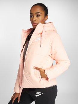 Nike Vattert jakker Sportswear lyserosa