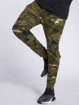Nike Verryttelyhousut Sportswear Hoody Cargo camouflage