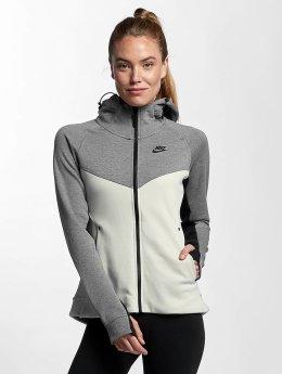 Nike Veste mi-saison légère Tech Fleece blanc