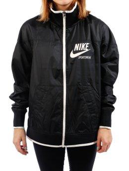 Nike Winterjacke  schwarz