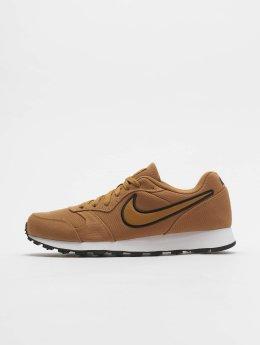 Nike Zapatillas de deporte Md Runner 2 Se marrón