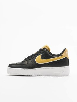 Nike Zapatillas de deporte Air Force 1 '07 Se negro