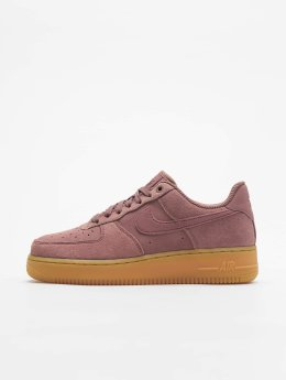 Nike Zapatillas de deporte Wmns Air Force 1 '07 Se púrpura