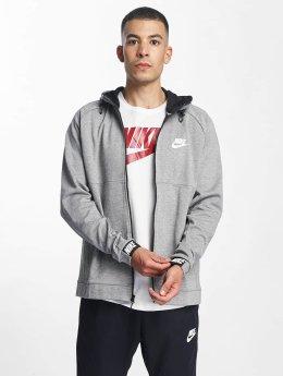 Nike Zip Hoodie Sportswear Advance 15 grau