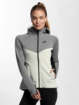 Nike Zomerjas Tech Fleece wit