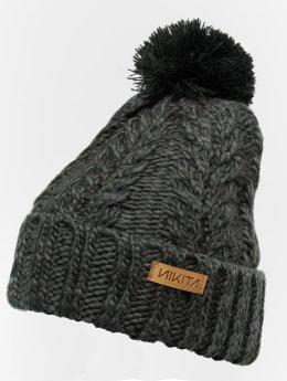 Nikita Berretto di lana Turf grigio