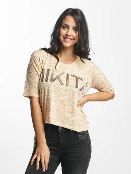 Nikita Letharia T-Shirt Tapioca