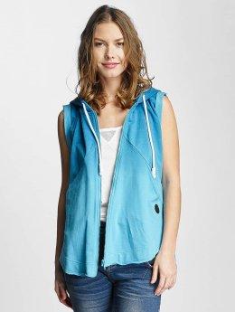 Nikita Hoodies con zip Brackish blu