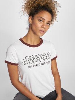 Nikita T-Shirt System blanc