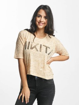 Nikita T-Shirt Letharia rose