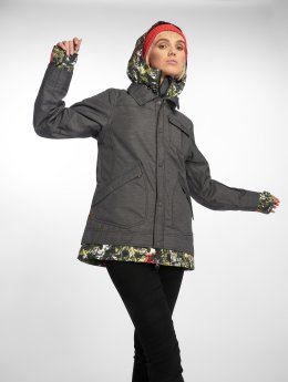Nikita Winter Jacket Cypress Stretch black