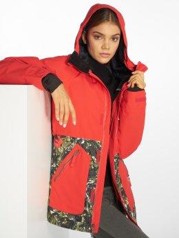 Nikita Winter Jacket Sycamore red