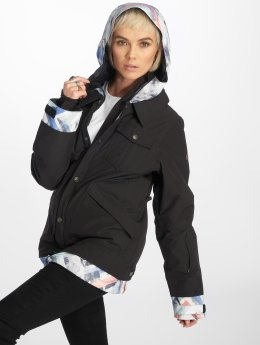 Nikita Winterjacke Cypress Stretch schwarz