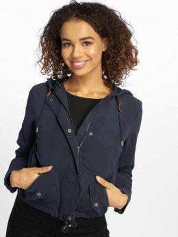 Noisy May Демисезонная куртка nmAmber синий