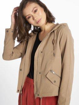 Noisy May Демисезонная куртка nmAmber хаки