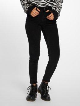 Noisy May Облегающие джинсы nmLucy черный