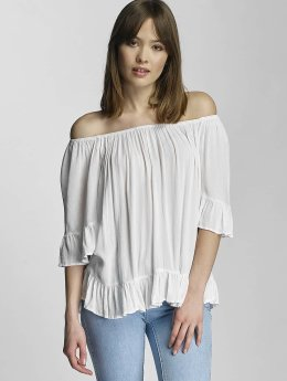 Noisy May Blouse NMAlberte wit