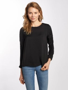 Noisy May Blouse nmFast 3/4 Smock zwart