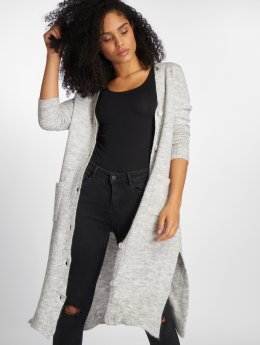 Noisy May Cardigan nmPiper grey