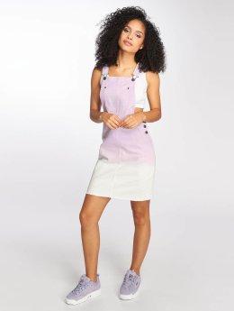 Noisy May Dress nmViola Dip Dye purple