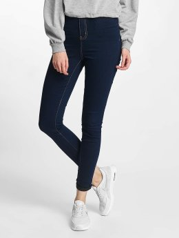 Noisy May High Waist Jeans nmElla Super High Waist blau