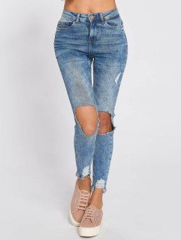 Noisy May / High Waisted Jeans nmLexi High in blauw