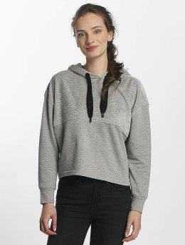 Noisy May nmAiden Hoody Light Grey Melange