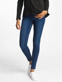 Noisy May Jean skinny nmExtreme Lucy Soft bleu
