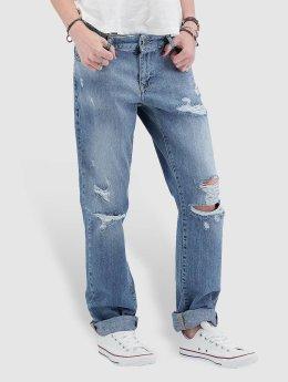 Noisy May Jeans boyfriend nmScarlet Normal Waist Regular blu