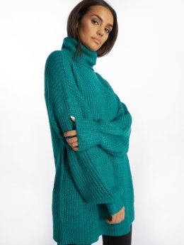 Noisy May Jersey nmGerda Knit turquesa