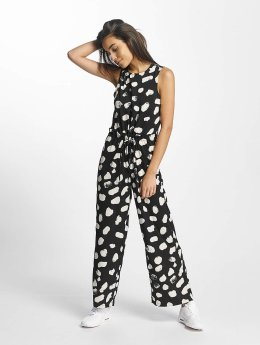 Noisy May Frauen Jumpsuit nmPolka in schwarz
