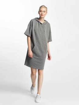 Noisy May Kleid nmWillow 3/4 Above Knee grau